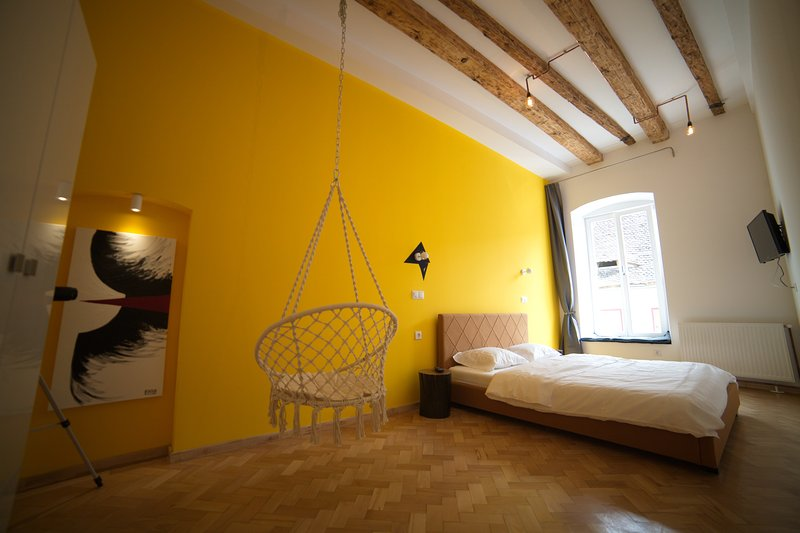 A.D. 1896 Gallery Sibiu, holiday rental in Vale