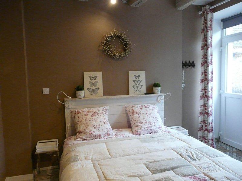 La brocantine chambres d'hôtes, holiday rental in Membrey