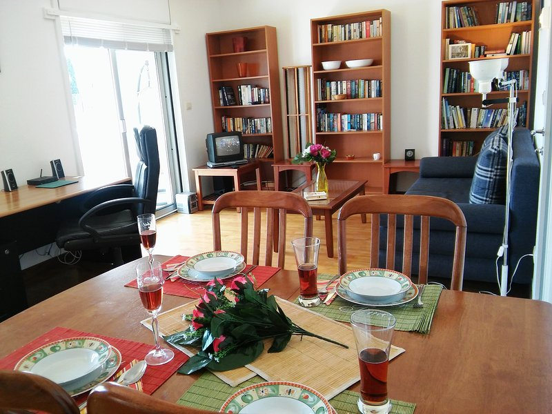 Dining / living room area
