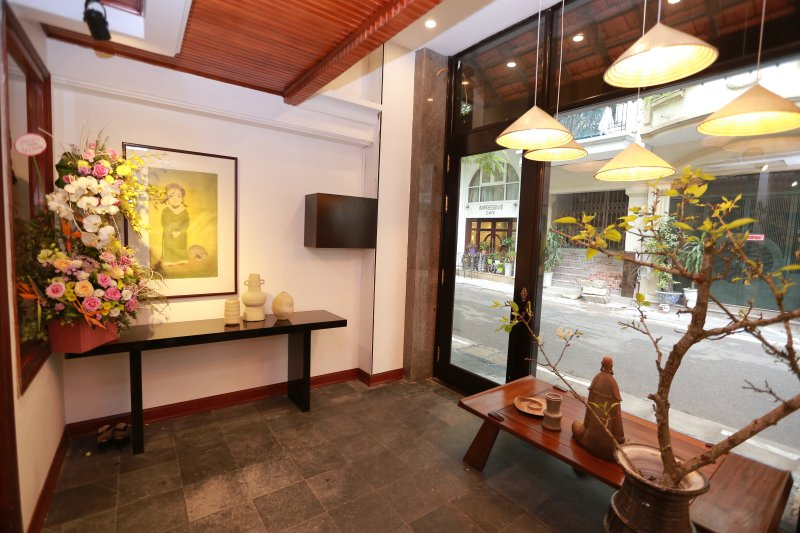 Hanoi Art Residence: Stay right in heart of Old quater, behind  the St.Joseph's, holiday rental in Hanoi