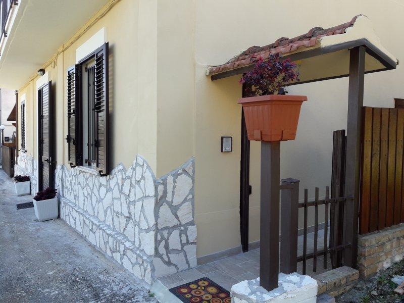VILLINO AL MARE VASTO MARINA, holiday rental in San Salvo Marina