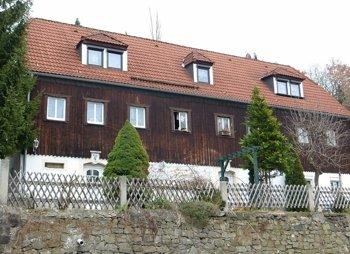 The winery house Elberadweg - built in 1808