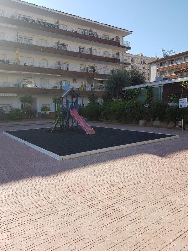 Playground enclosure