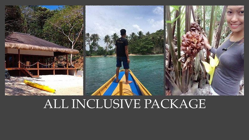 Welcome to Terra Nova - El Nido Private Beachfront Resort (Villa #2) - With All Inclusive Package