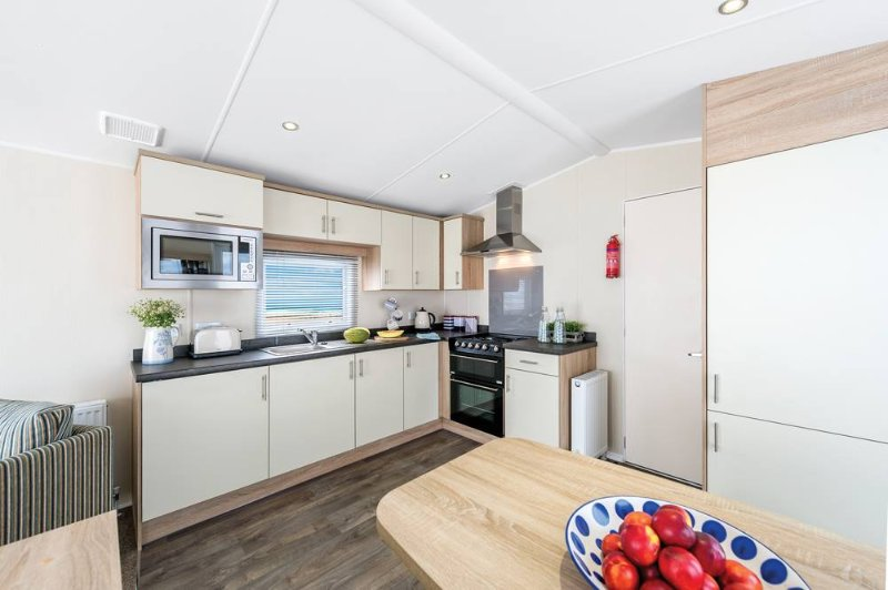 Static Caravan for Rent in North Wales, location de vacances à Dyserth