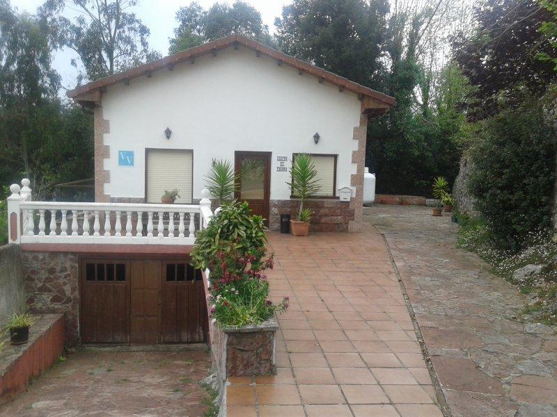 Alquiler de casa en puertas de vidiago (Llanes), holiday rental in Alles