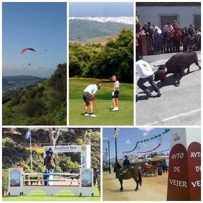 Activities you can do in Vejer