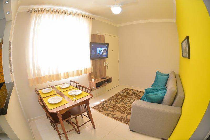 Apartamento Completo - Localização Privilegiada, casa vacanza a Aracoiaba Da Serra