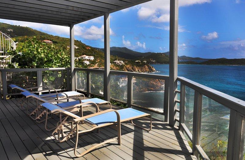 Guest Retreat Balcon privé