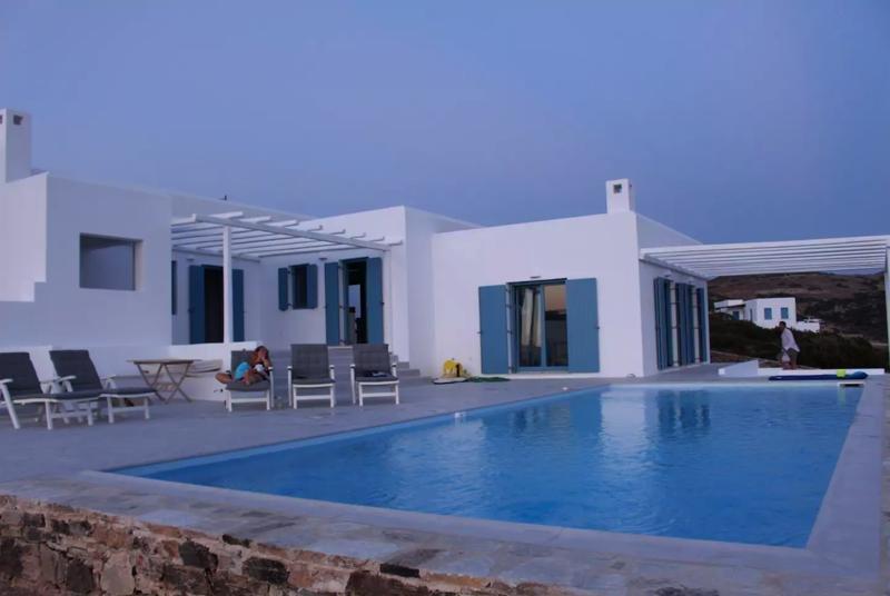 Villa Adamaki, holiday rental in Agios Georgios