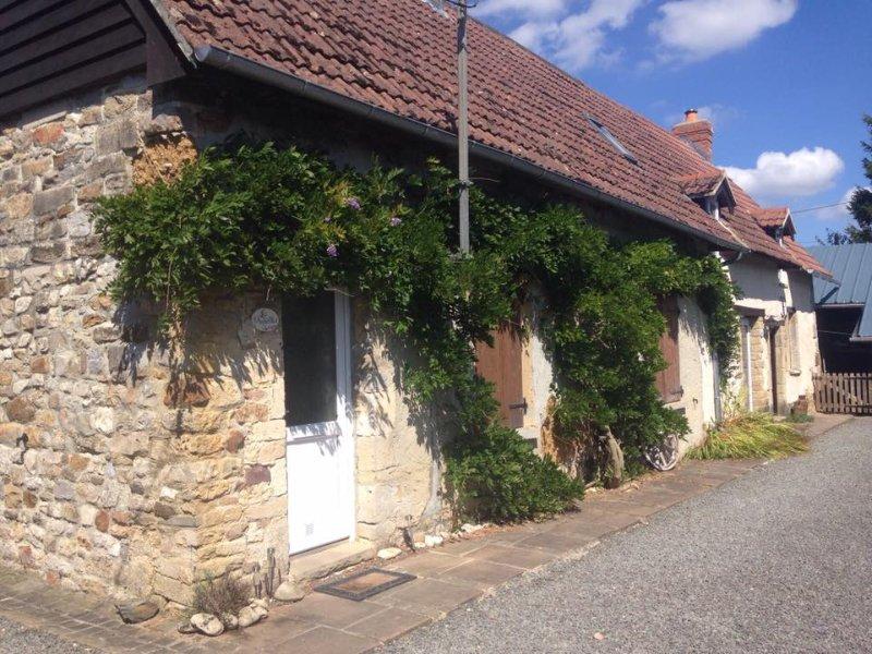 Gite Caillemer, casa vacanza a Sainteny
