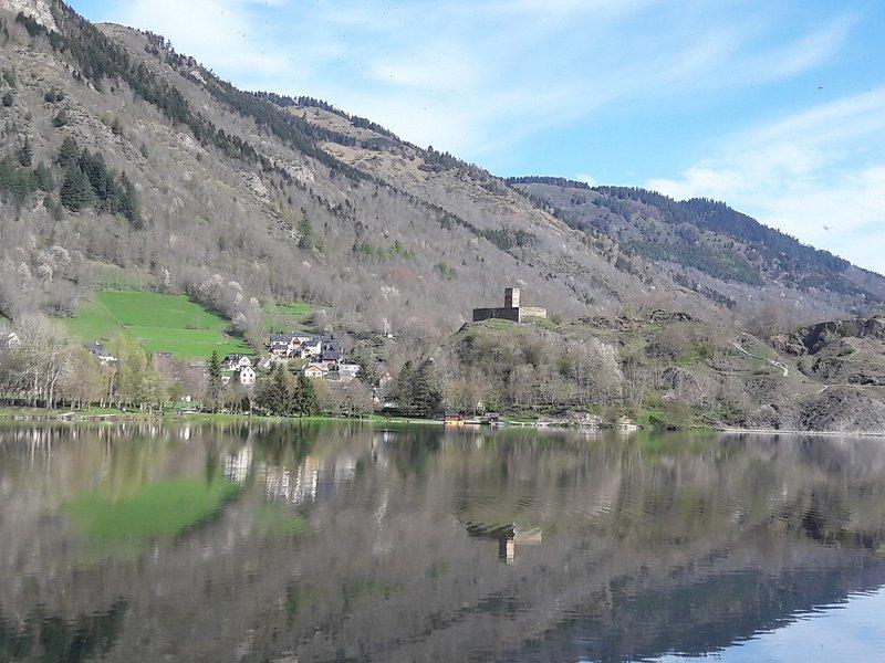 Génos-Loudenvielle Lake