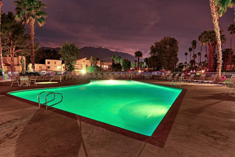 During your stay, you'll have access to an array of resort-style amenities!