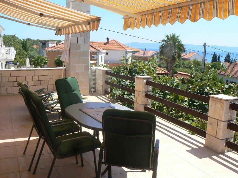 Jadrato A1(6) - Sumartin, holiday rental in Sumartin