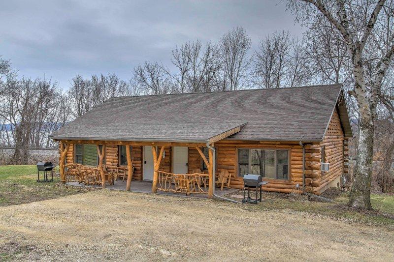 Con alojamiento para 6, esta propiedad es ideal para familias, amigos o parejas que viajan juntas.