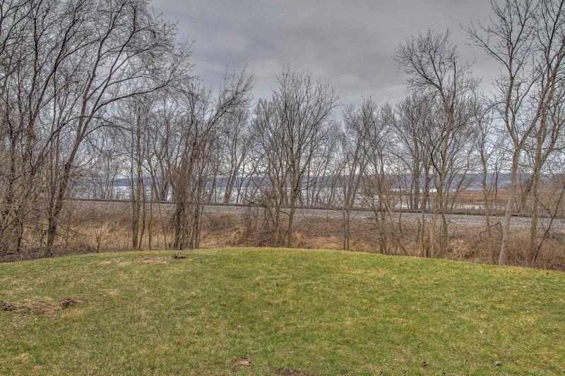 Te encantará este lugar cabinas hasta el río Mississippi!