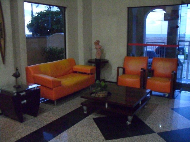 Reception of the condominium