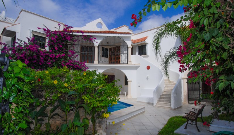 5 bedroom Luxury Private Cozumel vacation villa, vacation rental in Cozumel