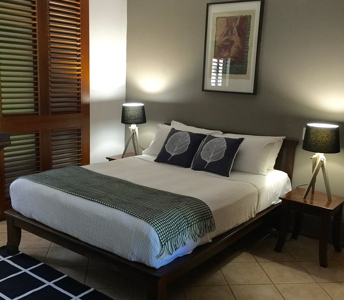 Hibiscus number9 within a beautiful tropical resort, close to town and beach, vacation rental in Port Douglas