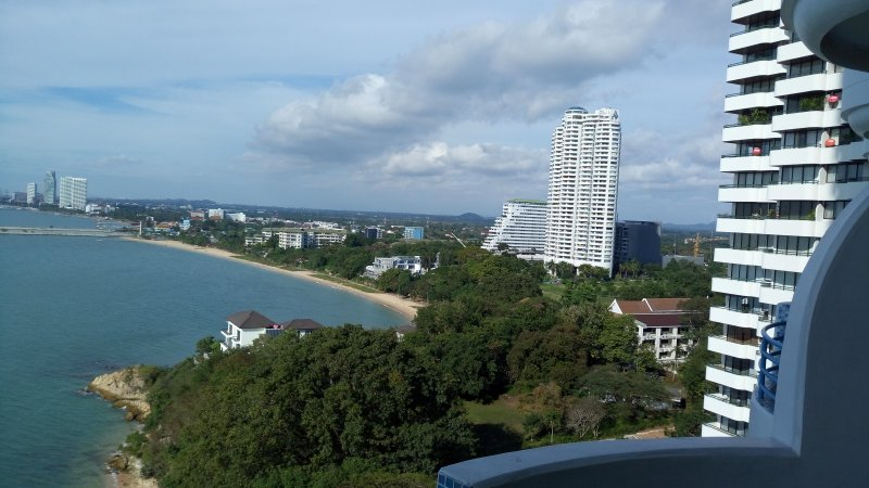 Condo over the sea 2, holiday rental in Sattahip