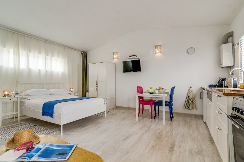 Huis Algarve Beach - 1 slaapkamer cottage in Vila do Bispo