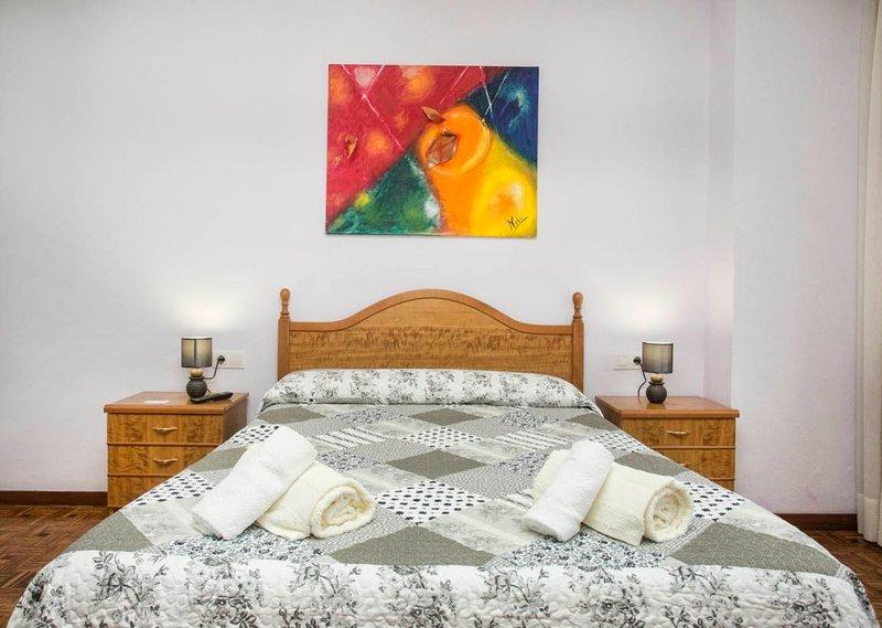 chambre double lit double