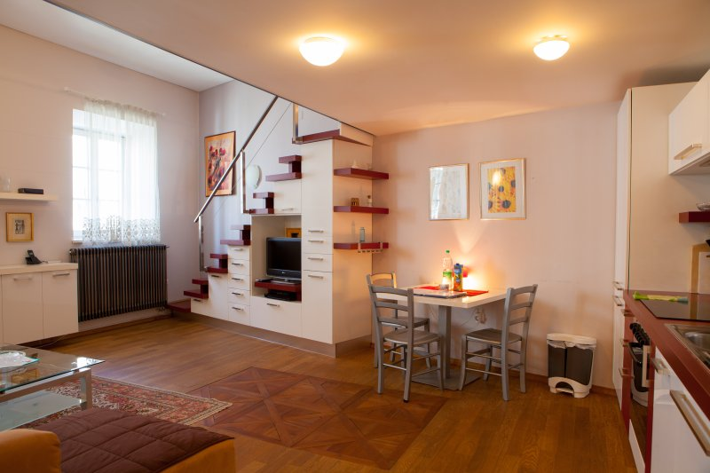 Central Apartment Vesna TourAs, free AC and WiFi, holiday rental in Ljubljana