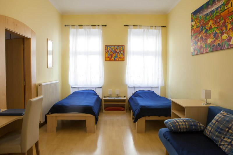 Apartment VIKTORIJA - two single beds