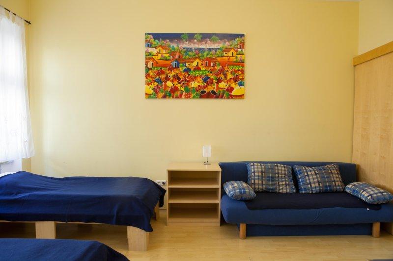 Apartment VIKTORIJA - living room