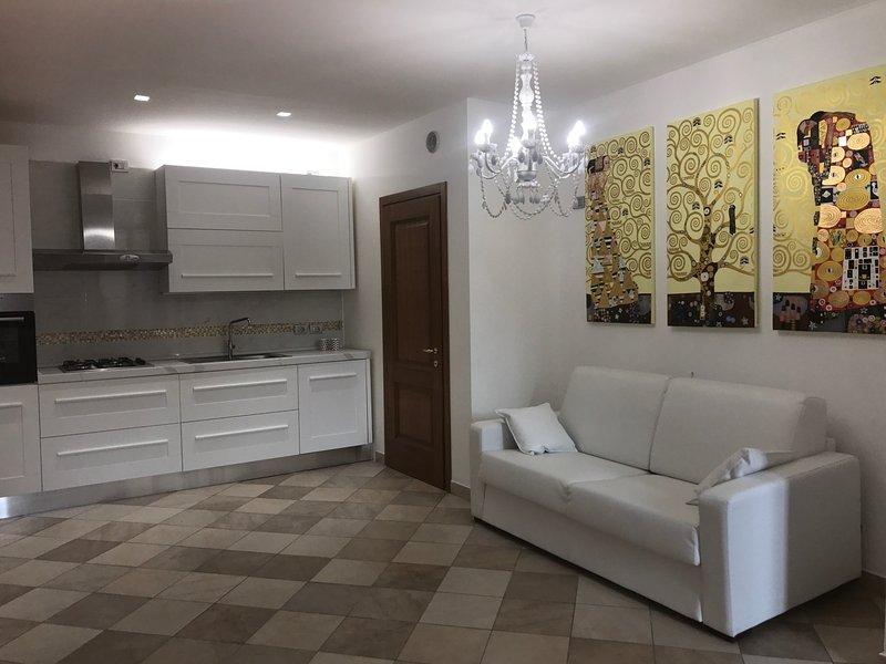 Cucina e Sala