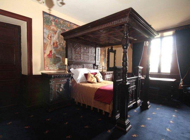 Appleby Castle - The Evidence Bedroom, casa vacanza a Long Marton