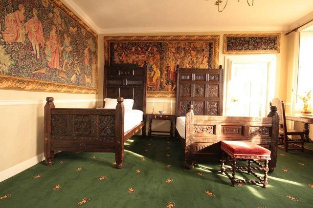 Appleby Castle - The Tufton Bedroom, vacation rental in Appleby-in-Westmorland