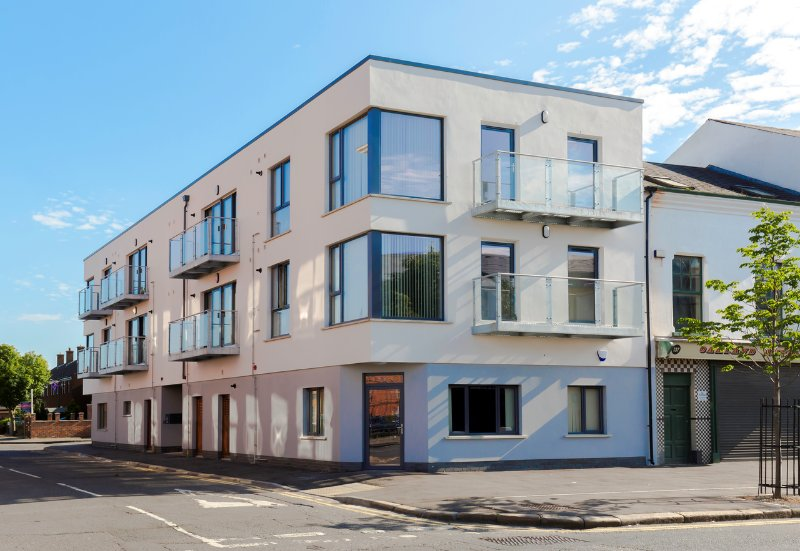 BT1 Apartments - Ivy House (9 x 1 bed apartments), holiday rental in Belfast