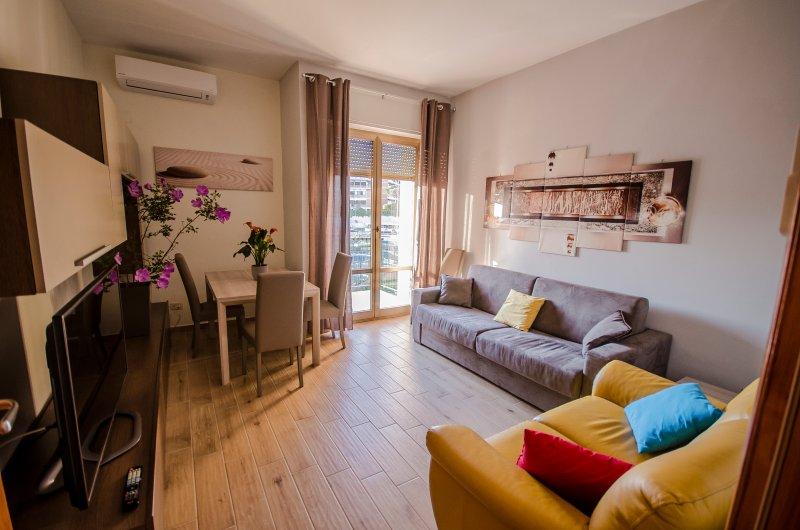 LONGINVM DOMVS ROMANVM, holiday rental in Setteville