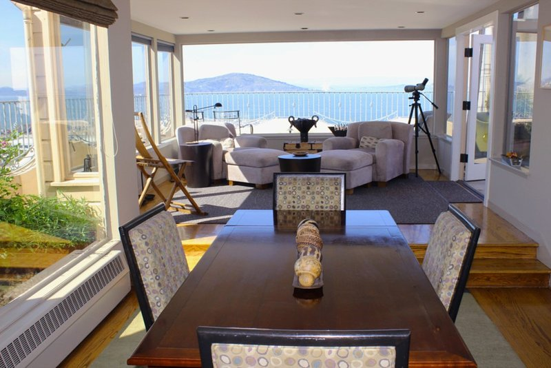 Ocean View Terrace, holiday rental in San Francisco