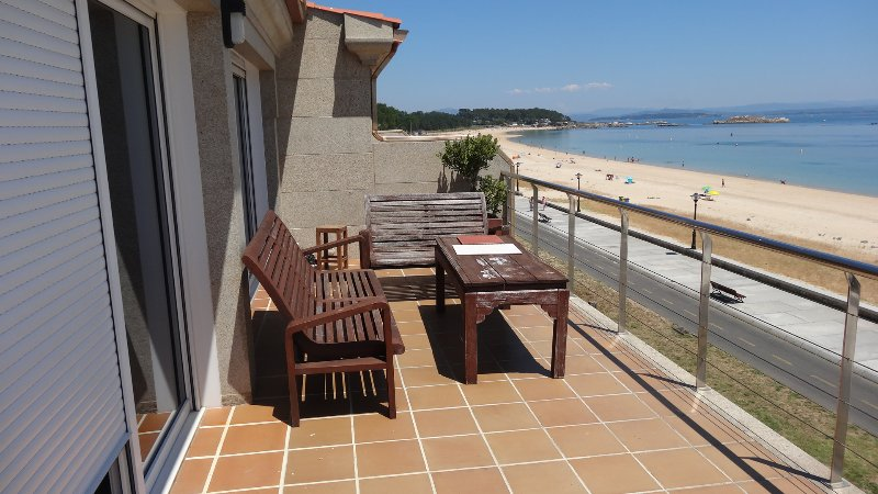 RIAS GALLEGAS, Apartamento, holiday rental in Ribeira