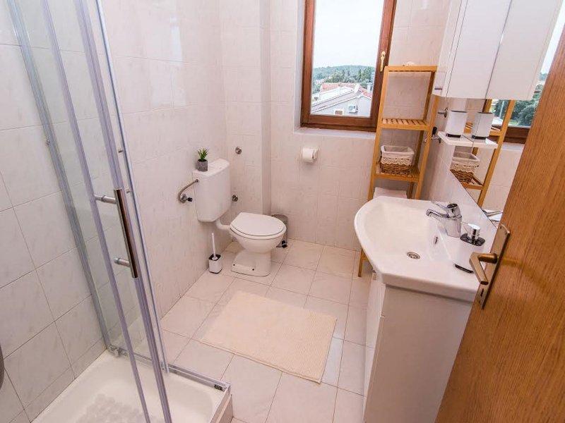 A3 (5 + 1): salle de bain avec toilette