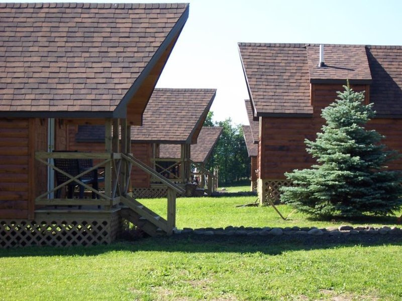 12 Cabins