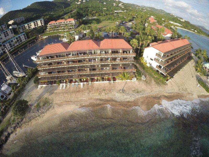 Nuestro piso es segundo a la planta playa izquierda