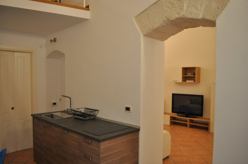 Appartamento SUITE AL PONTE, holiday rental in Taranto