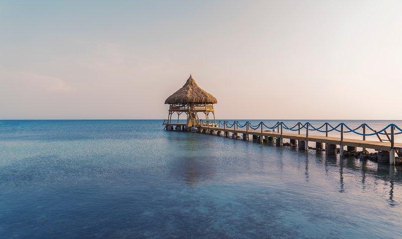 Cabaña privada en Isla Tintipán, alquiler de vacaciones en Isla Tintipán