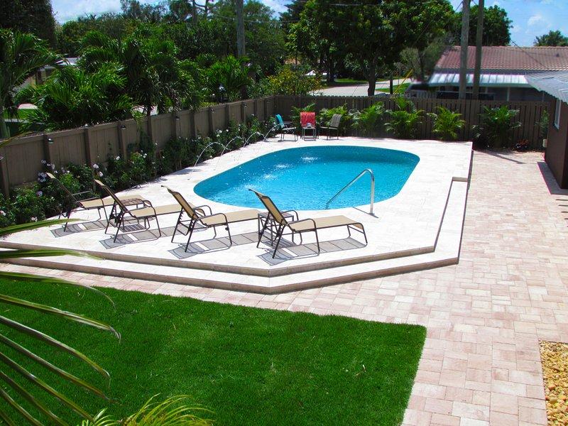 Bienvenido a Fort Lauderdale Cove! La piscina le espera!