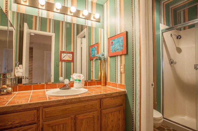 Salle de bain complète hors salon