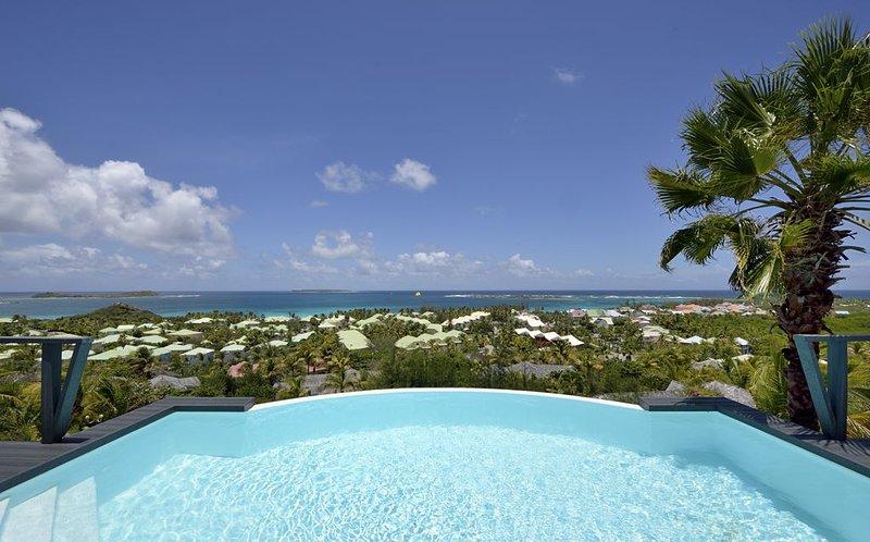 Villa Dolce Vita - 3BR vacation rental in Orient Beach, St Martin ******* 8555
