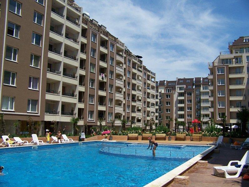 Complex Perla, holiday rental in Sarafovo