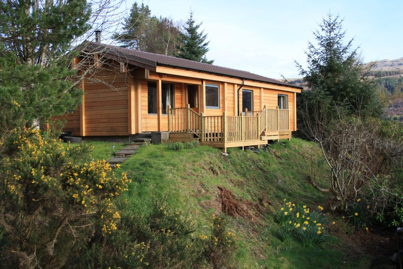 Ronaldsay Holiday Lodge, vacation rental in Acharacle