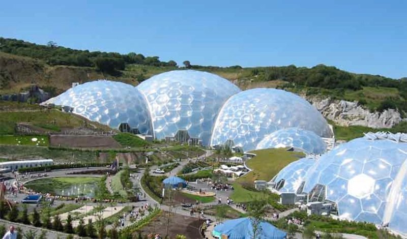 eden project only a 25/30 minute drive