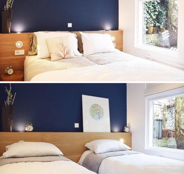 Options pour la chambre à coucher