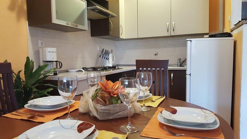 Apartman Ema 4+2, viskovici, alquiler de vacaciones en Viskovici