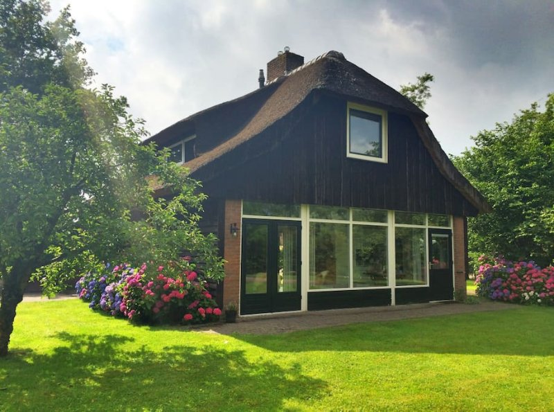 Cottage, belterwieden, giethoorn, national park, weerribben, holiday rental in Wanneperveen